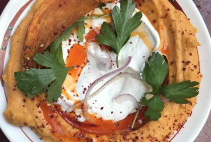 The healthy hack for making hummus without chickpeas