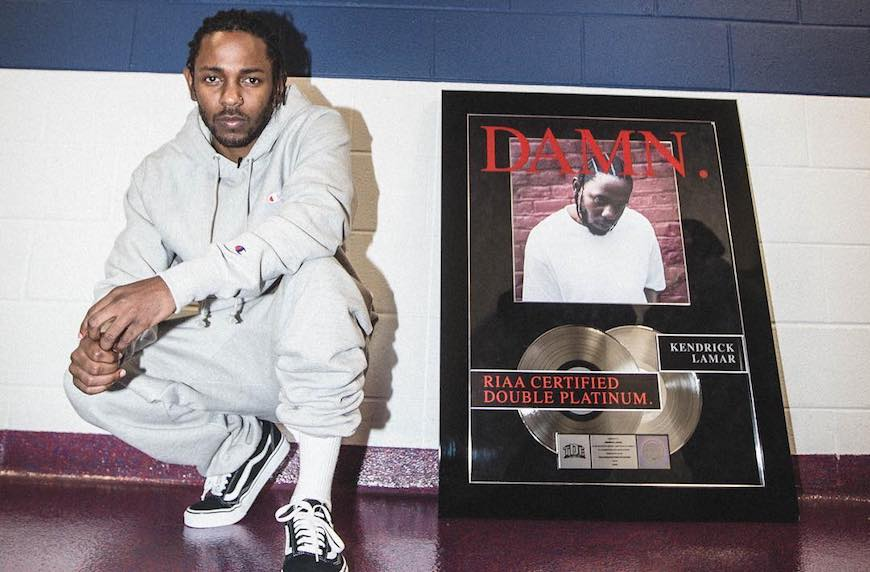 Thumbnail for Kendrick Lamar just made Pulitzer Prize history—and here are 3 more inspiring moments he's given us