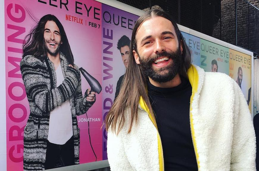 "Thumbnail for How this ""Queer Eye"" star keeps self-care simple and effective"