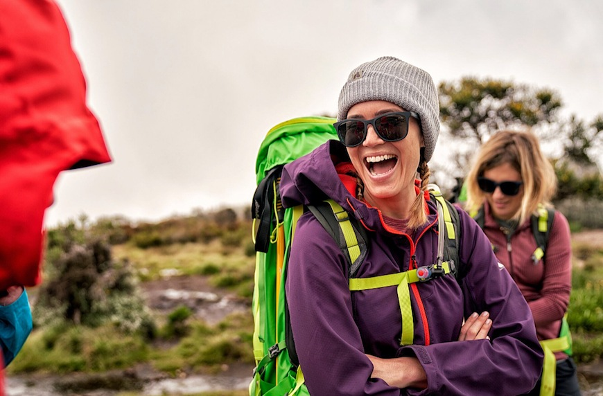Thumbnail for Mandy Moore's Mount Kilimanjaro photo diary will inspire you to climb over your tallest obstacles