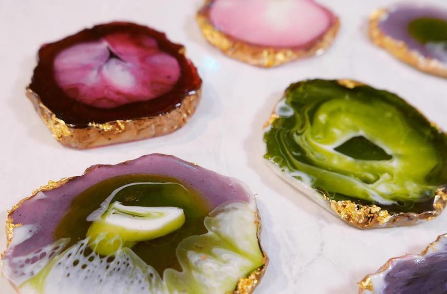 Thumbnail for These geode-inspired desserts elevate rock candy to a whole new level