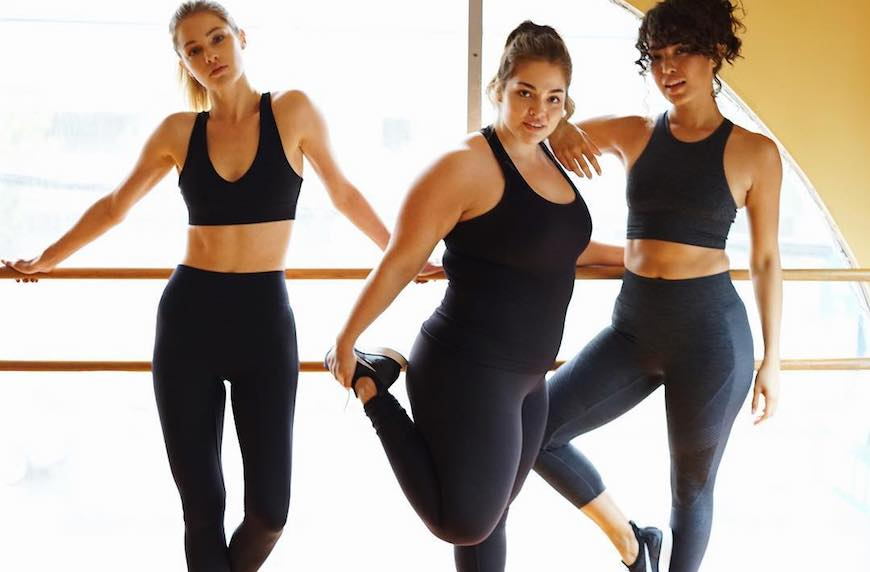 Thumbnail for 10 luxe workout staples to snag from Bandier's biannual mega sale
