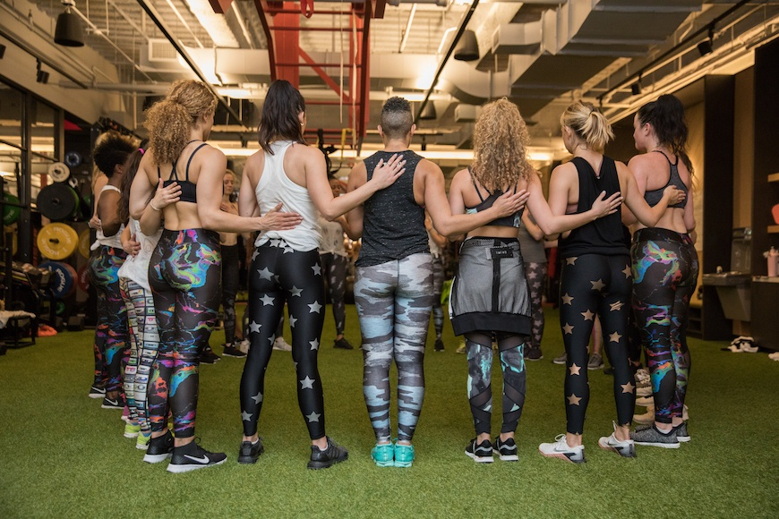 What's the next big fitness trend?