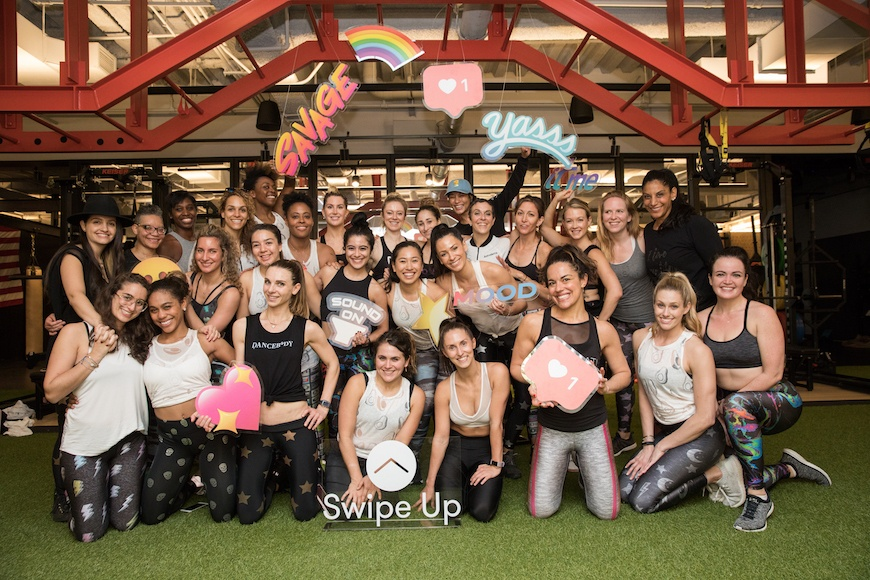 Thumbnail for The newest trend In boutique fitness is about way more than workouts