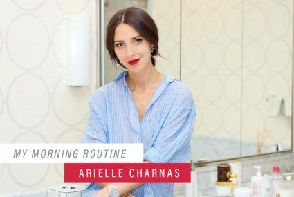 The breakfast Something Navy's Arielle Charnas craved every day of her pregnancy