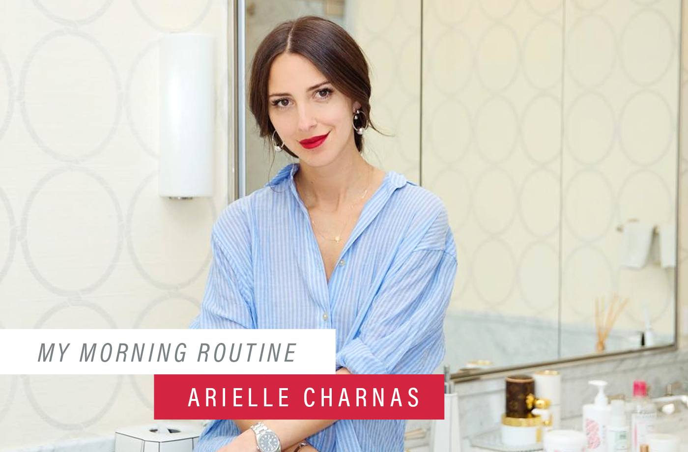 Thumbnail for The breakfast Something Navy's Arielle Charnas craved every day of her pregnancy