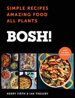 Bosh book cover
