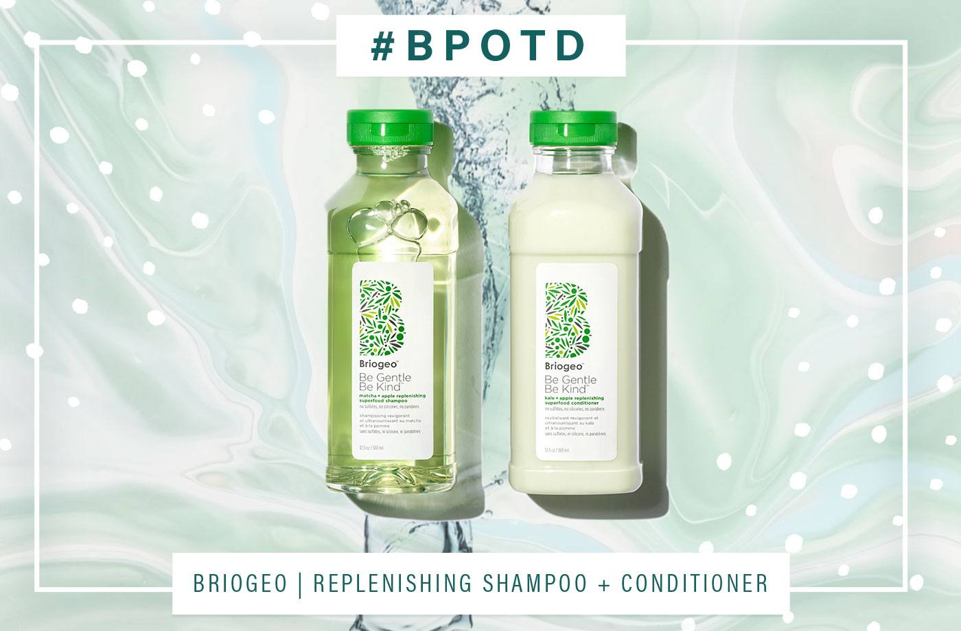 Thumbnail for #BPOTD exclusive: This superfood hair-care duo is like a smoothie for your locks