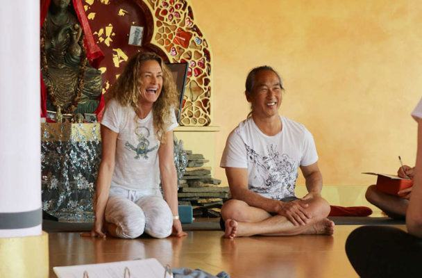 Exclusive: The First Couple of yoga opens a new studio in NYC