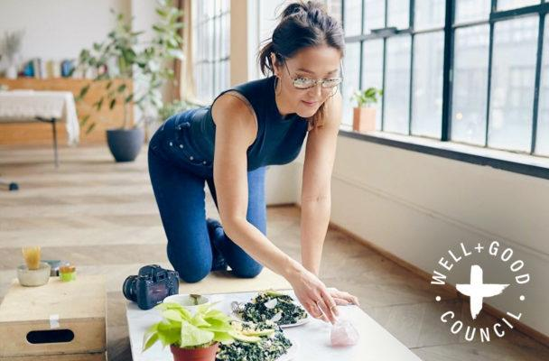 How Candice Kumai learned to let go of perfection