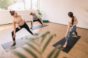 I Put Manduka's New Non-Slip Hot Yoga Mat Through a *Serious* Sweat Test—Here's What It's Like