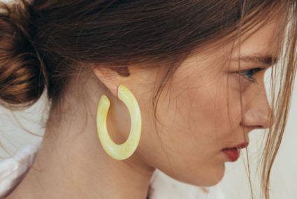 Cult Gaia Mira Earring, $88