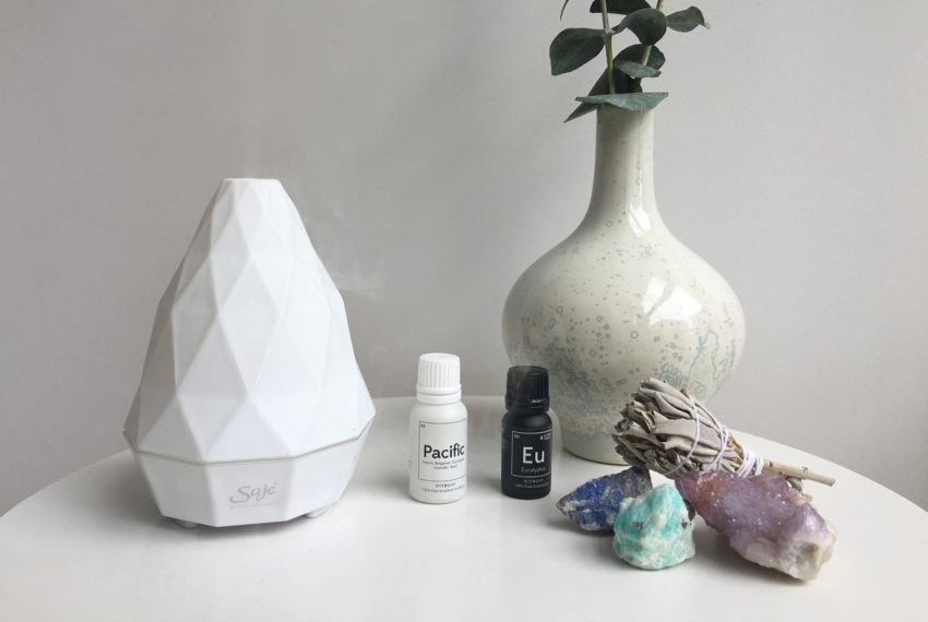 Leaving your essential oil diffuser on too long could actually be bad for your health