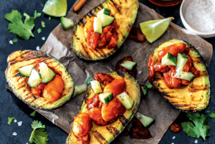 How to grill avocados like a pro