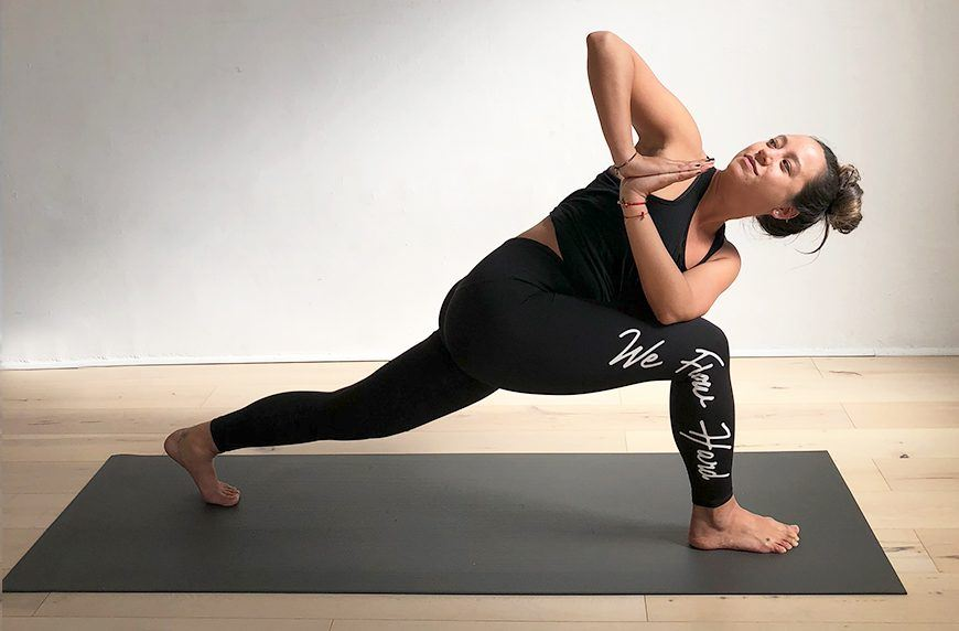 Ready for a reset? Try these yoga poses to help detoxify your body