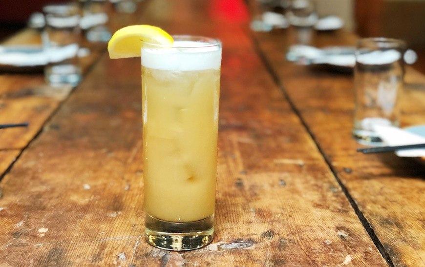 Eccedentesiast cocktail