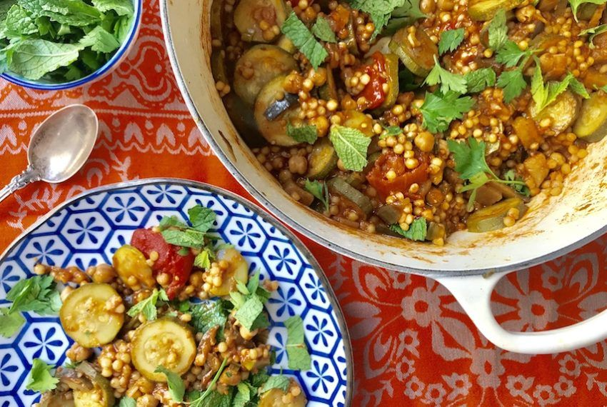 This vegan, one-pot meal is loaded with antioxidants