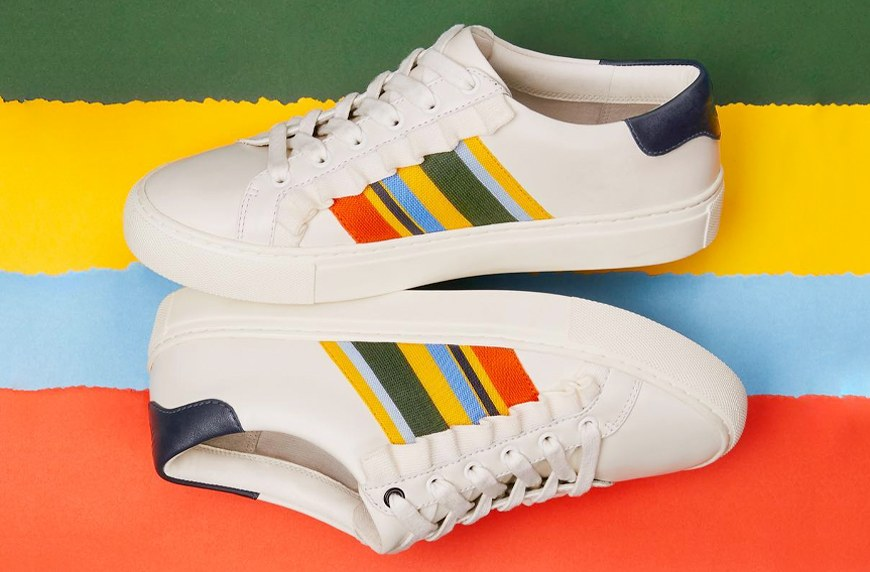 Thumbnail for Memorial Day sale alert: 9 white sneakers with serious cool-factor