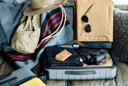 Away's co-founder always packs *this* in her chic carry-on to prevent homesickness