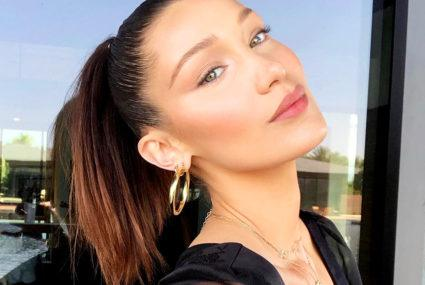 Bella Hadid's tip for getting a relaxing and restful night of sleep is super simple