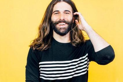 """This is what it's like to get ready with """"Queer Eye"""" star Jonathan Van Ness"""