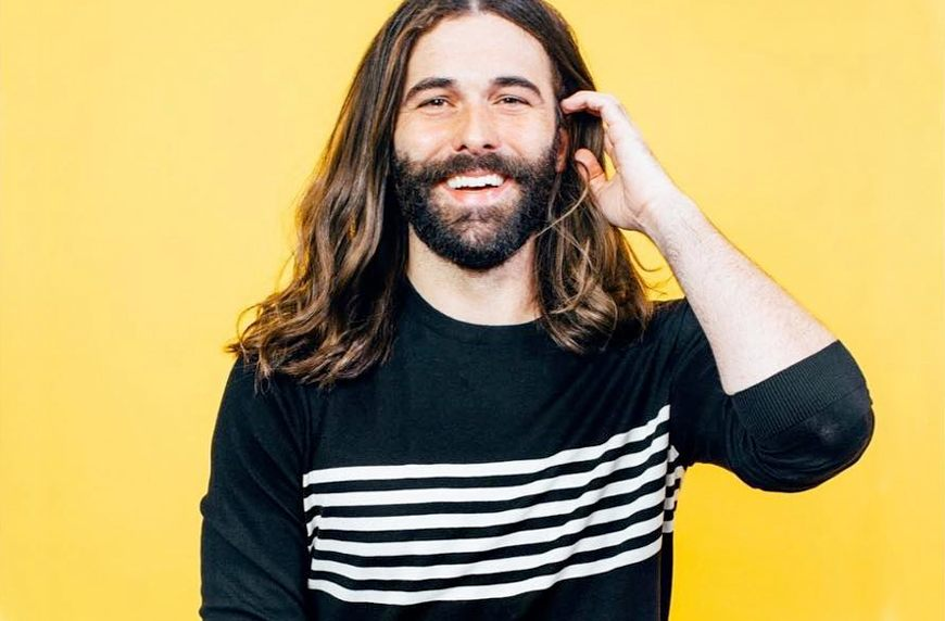 "Thumbnail for This is what it's like to get ready with ""Queer Eye"" star Jonathan Van Ness"