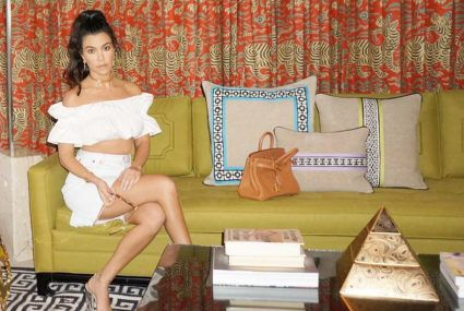Why Kourtney Kardashian *always* does these two daily exercises in her bathroom