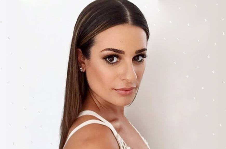 Thumbnail for This restorative two-ingredient bath helps Lea Michele find her om while traveling