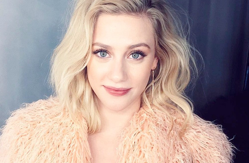 "Thumbnail for ""Riverdale"" star Lili Reinhart gets real about her cystic acne—and how she treats it"