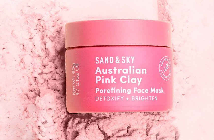 Thumbnail for This pink ingredient is destined to be your summer face-masking fling