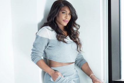 Serena Williams' just-released clothing line is a fashion grand slam