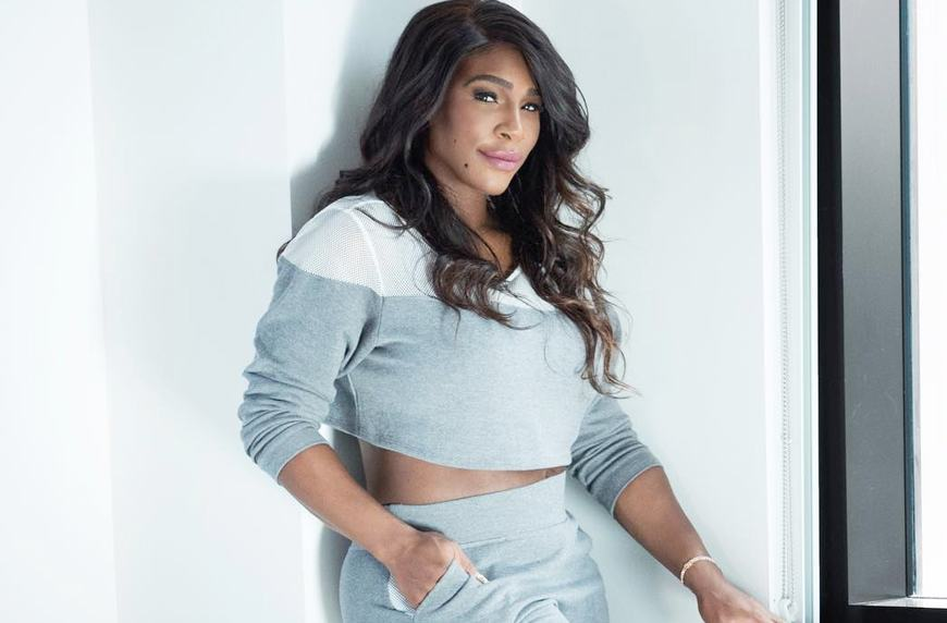 Thumbnail for Serena Williams' just-released clothing line is a fashion grand slam