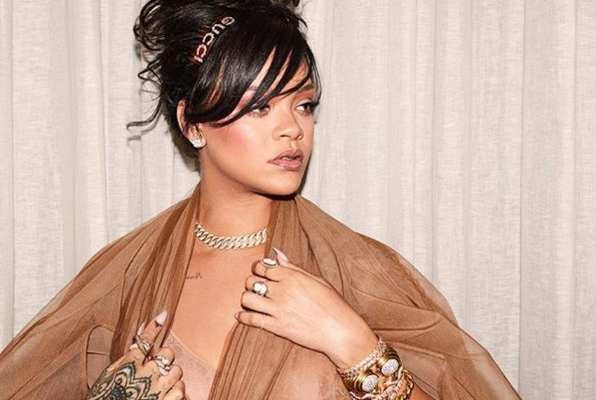 Rihanna just launched a size-inclusive lingerie line—here's everything you need to know