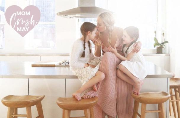 "Taryn Toomey on the Bliss That Comes From Dropping Your ""Perfect Mom"" Dreams"