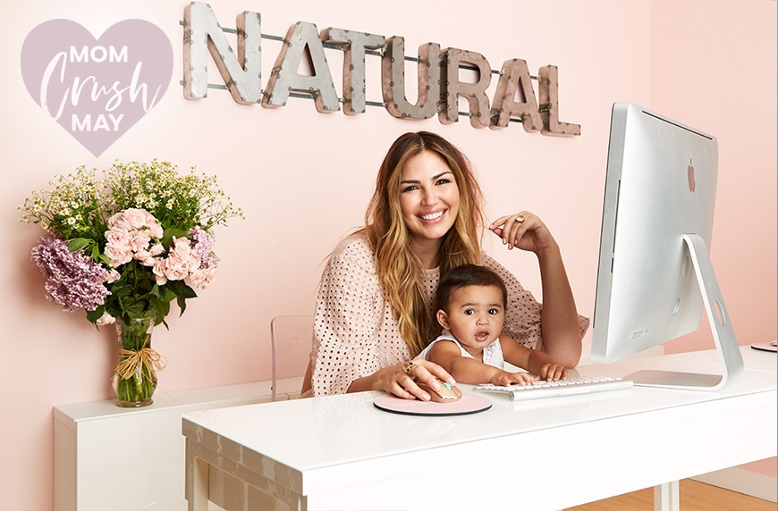 Thumbnail for How one model is raising her daughter to be confident in the social media age