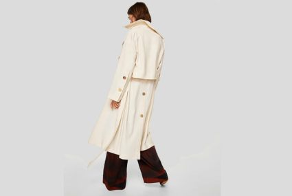 10 modern trench coats you'll want to wear rain or shine