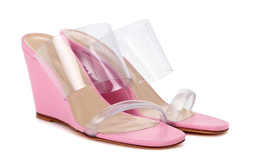 Maryam Nassir Zadeh Olympia Wedge Sandals, $444 cropped