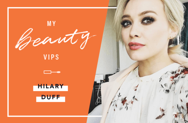 4 genius ways Hilary Duff uses coconut oil in her beauty routine