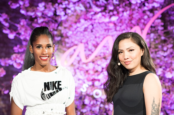 WHY SUPPORTING EACH OTHER IS THE KEY TO SUCCESS, ACCORDING TO TWO WOMEN AT THE TOP OF THEIR FIELDS