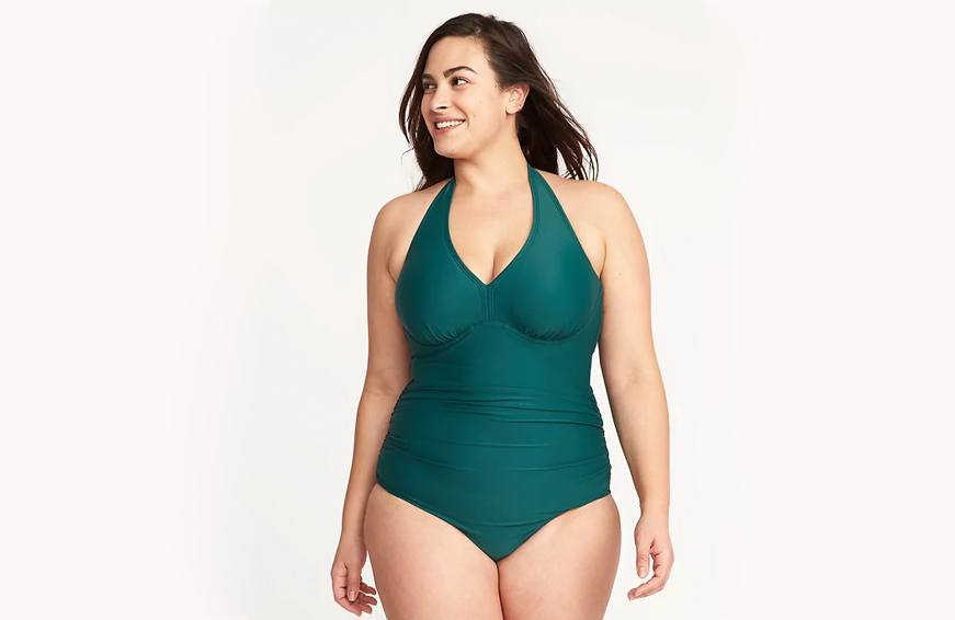 Thumbnail for 12 perfectly fitted, one-piece swimsuits for minimalist tastes