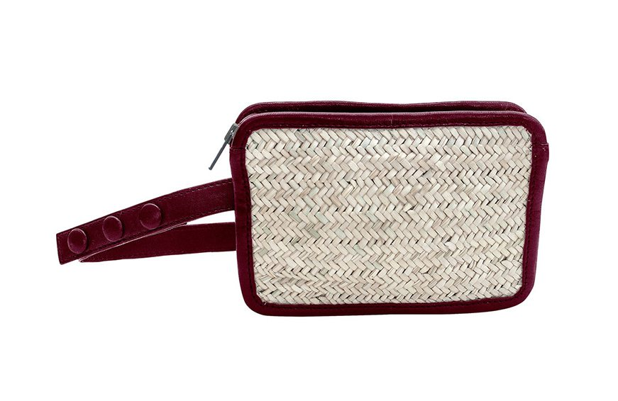 Parme Marin Fanny Pack, $130 cropped