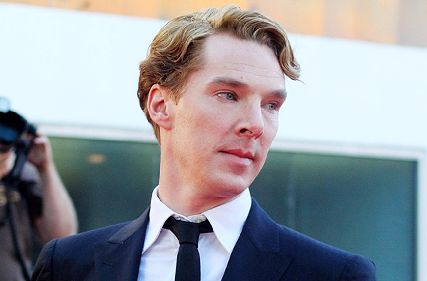 Benedict Cumberbatch to refuse roles if female co-stars are not paid equally