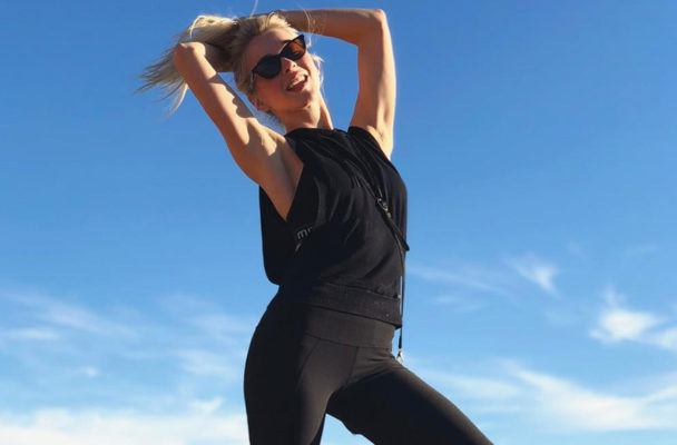 How to dance your way to a Julianne Hough–level core (without a single abs exercise)