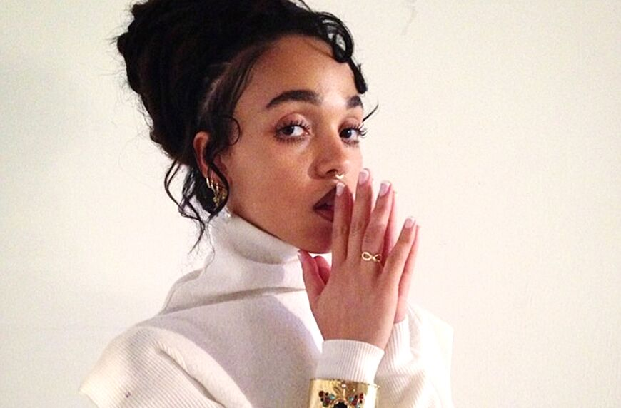 Thumbnail for FKA Twigs has a powerful message about healing and regaining confidence
