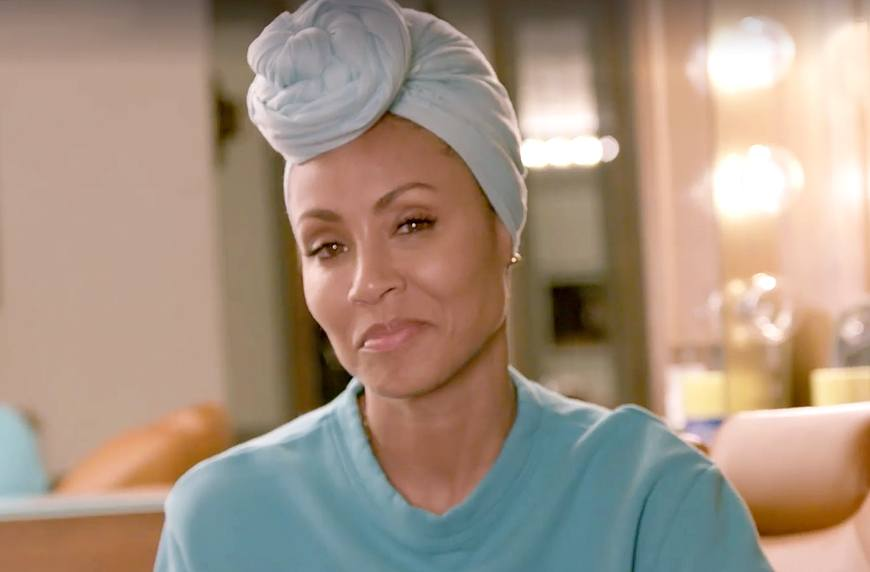 "Thumbnail for Jada Pinkett Smith opens up about her ""terrifying"" hair loss—and what she does to still feel like a queen"