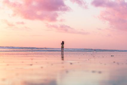 6 Millennial-pink beaches you have to see to believe