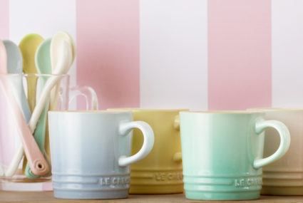 Le Creuset's new (affordable!) collection will make your bowls of summer nice cream très chic