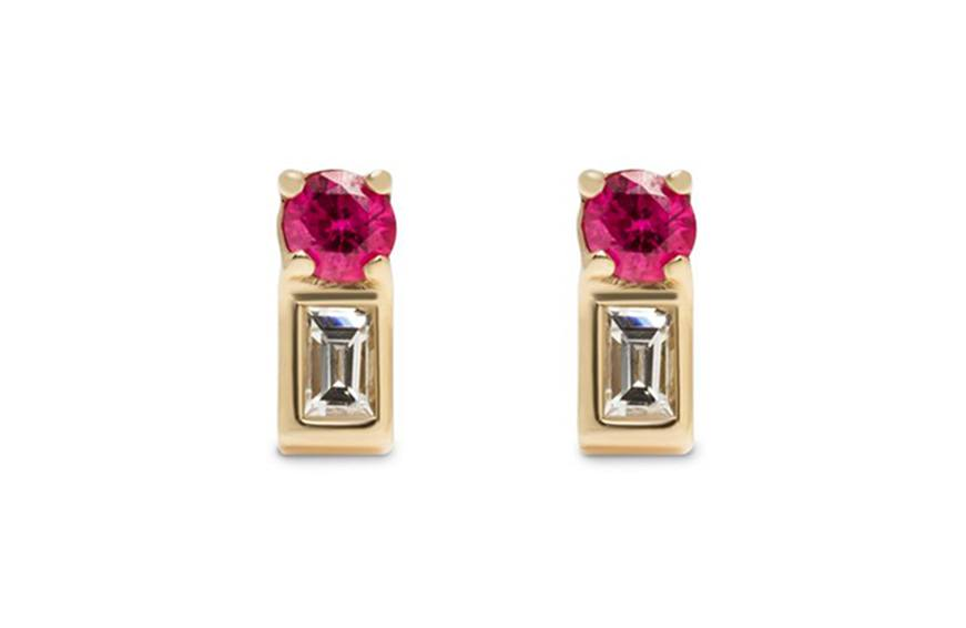 Porter Gulch Ansley Earring (Single), $255