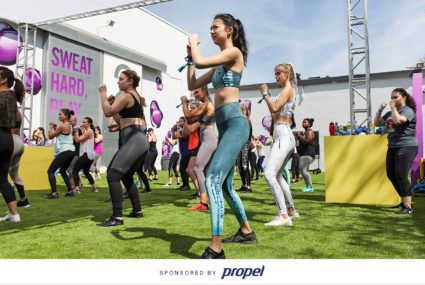 Propel Co:Labs Fitness Festivals