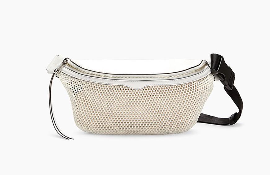 Rebecca Minkoff Bree Belt Bag, $145 cropped